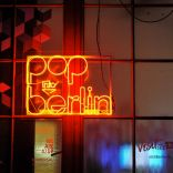 Pop into Berlin Logo Köln