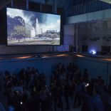 Die Informale Buenos Aires_A Night at the Pool with _Ablaze_ by Berlin artist Uros Djurovic