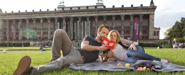 Picknick Museumsinsel