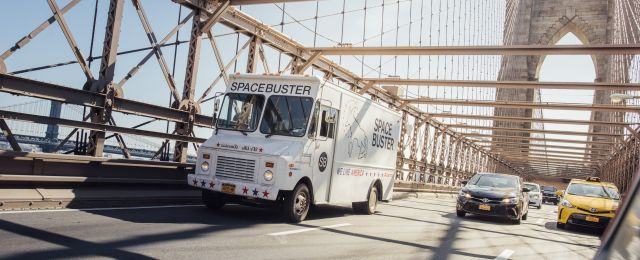 Spacebuster in New York