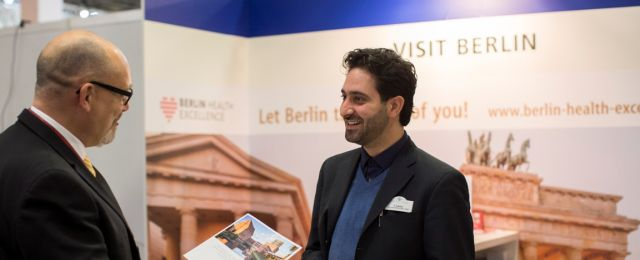 Berlin Health Excellence Counter ITB 2018