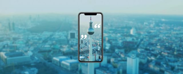 "Berlins neue App ""About Berlin"""