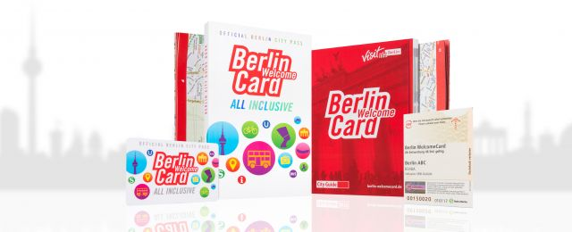 BWCai - Berlin WelcomeCard all inclusive