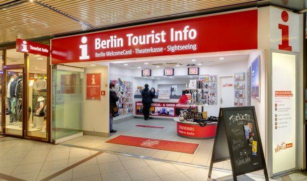 Berlin Tourist-Info im Europacenter
