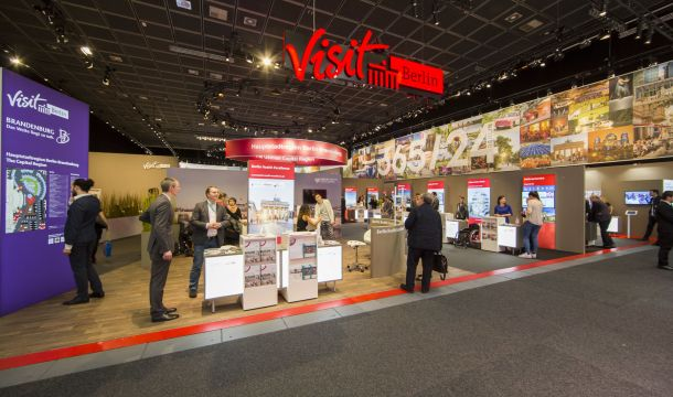 ITB Messestand 2017