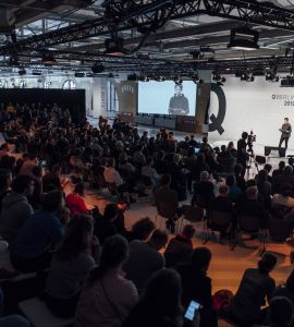 Q Berlin Konferenz 2019 in der Station Berlin