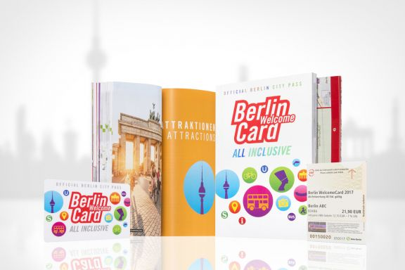 Foto: Berlin WelcomeCard all inclusive