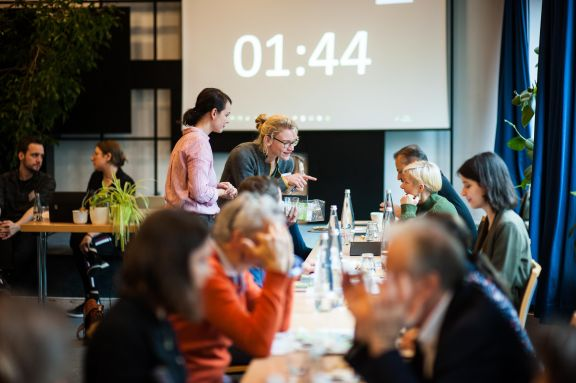 visitBerlin-Business Speed Dating